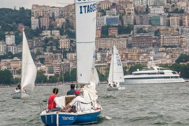Napoli, Trofeo Chiodo 2016 – Trionfa Yanez