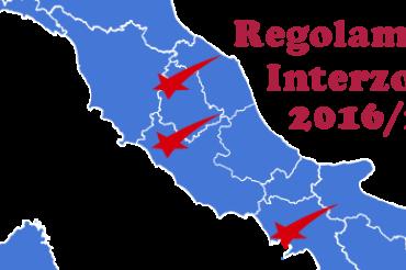 Regolamento interzonale 2016-2017