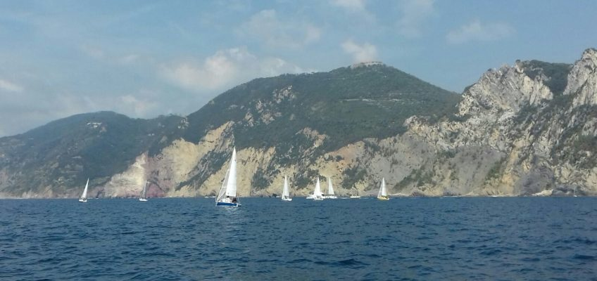1^ Veleggiata di Monterosso: Meglio di così ?!