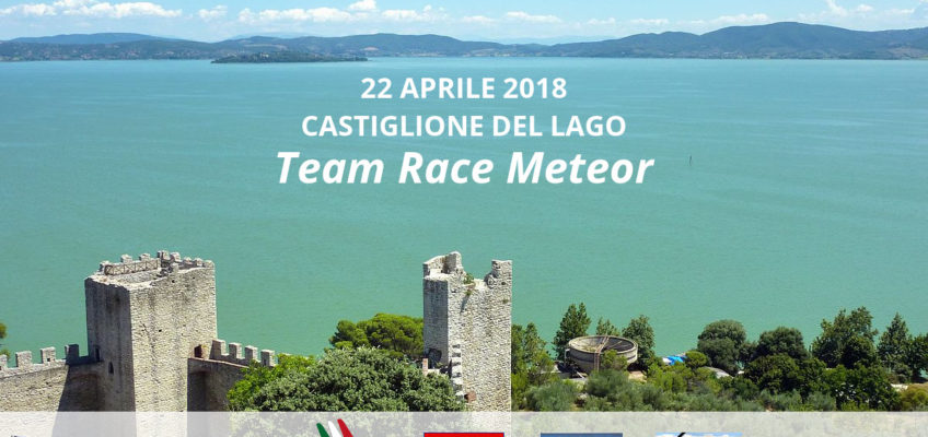 22 Aprile: Team Race al Trasimeno