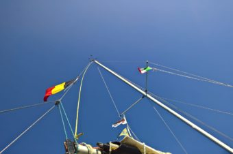 Come prendere la bandiera belga