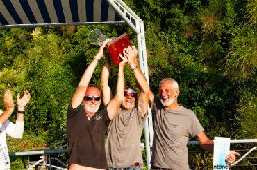 Match Race: padre e figlio sul podio. Davide e Matteo Sampiero sono Campione e vice Campione d'Italia con gli equipaggi di Pekoranera e Basilico.