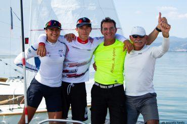 La Flotta di La Spezia vince la seconda Edizione del Campionato Italiano Team Race Meteor ed il Trofeo Paolo Campisi.