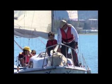 Gita scolastica in barca a vela 15 aprile 2013 - Gera Lario
