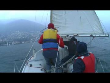 Campionato Invernale Del Lario 2016 - Vela Moltrasio, Vela Lago di Como