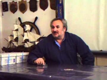 Flavio Favini e Enrico Negri parlano del Meteor - 09-condizioni con poco vento-sbandamento