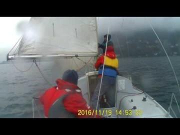 Campionato Invernale Del Lario 2016 - Vela Moltrasio - Vela Lago di Como
