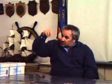 Flavio Favini e Enrico Negri parlano del Meteor - 03-baricentro in assetto da regata