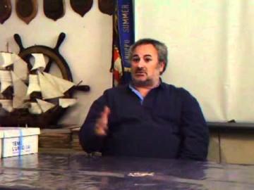 Flavio Favini e Enrico Negri parlano del Meteor - 02-sartie alte e basse - wang stralletto e pat