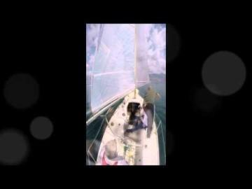 GoPro La strambata col Meteor Castellamare di Stabia