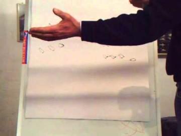Flavio Favini e Enrico Negri parlano del Meteor - 13-partenza 2 (approccio mure a dx e mura a sx)